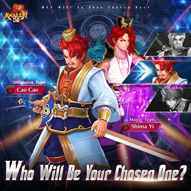 Ngoài việc tướng nữ hở bạo cực mlem, Awaken 3Q còn là đỉnh cao của game chiến thuật Global nhờ những điều này - Ảnh 6.