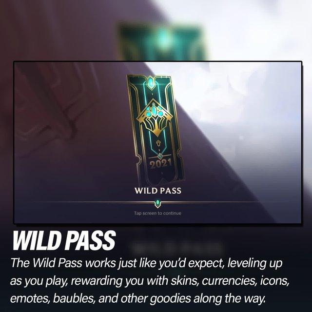 """Sốc với số tiền game thủ Tốc Chiến phải bỏ ra để mua Wild Pass, có một skin độc quyền khi """"full level"""" - Ảnh 1."""