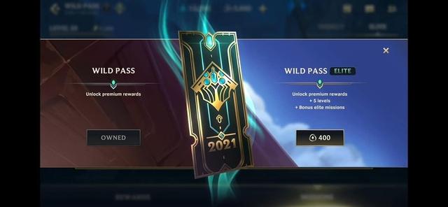 """Sốc với số tiền game thủ Tốc Chiến phải bỏ ra để mua Wild Pass, có một skin độc quyền khi """"full level"""" - Ảnh 2."""