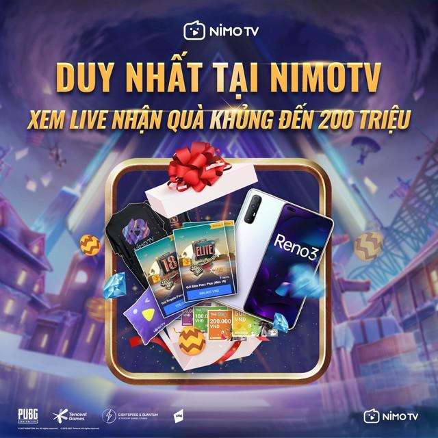 Giải đấu PUBG Mobile Pro League Việt Nam Season 3 chính thức khởi tranh: Giải thưởng khủng, phát sóng trực tiếp tại Nimo TV - Ảnh 3.
