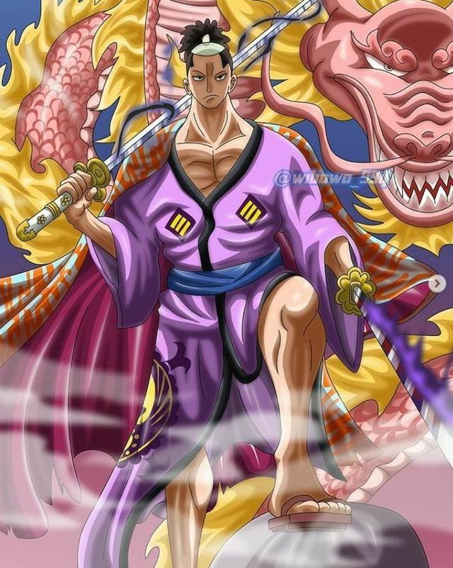 One Piece: Momonosuke sẽ hóa rồng cùng Luffy đánh bại Kaido, đây là lý do mà Oden đặt tên cho con mình là vô địch - Ảnh 3.