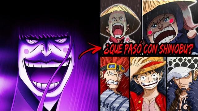 One Piece: Orochi vẫn còn sống, liệu Cửu Hồng Bao có cơ hội để tiêu diệt tên phản bội? - Ảnh 1.