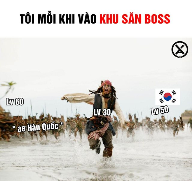 Cộng đồng Tứ Hoàng Mobile đồng loạt chia tay bản quốc tế, đảm bảo 500 anh em Hàn Quốc đang thở phào nhẹ nhõm, cuối cùng ngày bình yên đã quay trở lại - Ảnh 24.