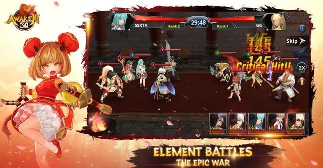 Awaken 3Q: Game chiến thuật Tam Quốc phong cách Hàn - Nhật và lý do 500 anh em Việt Nam nên chơi thử - Ảnh 4.