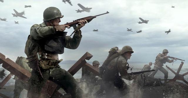 Call of Duty 2021 đưa game thủ về Chiến tranh Thế giới thứ II đầy khốc liệt? - Ảnh 3.