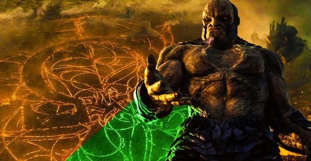 Zack Snyder's Justice League: Làm thế nào mà Darkseid lại quên đi vị trí của Phương Trình Phản Sự Sống? - Ảnh 1.