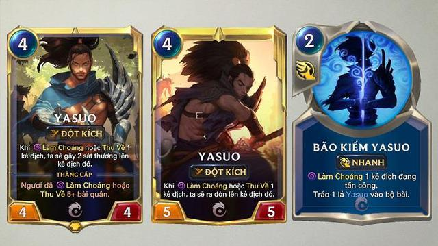 Hướng dẫn làm chủ thẻ bài Yasuo Trong Huyền Thoại Runeterra - Ảnh 1.