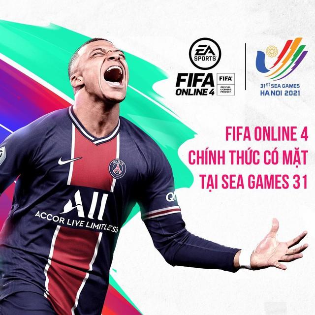 FIFA Online 4 chính thức có mặt tại SEA GAMES 31, game thủ rục rịch chuẩn bị đi cống hiến cho Tổ quốc - Ảnh 1.