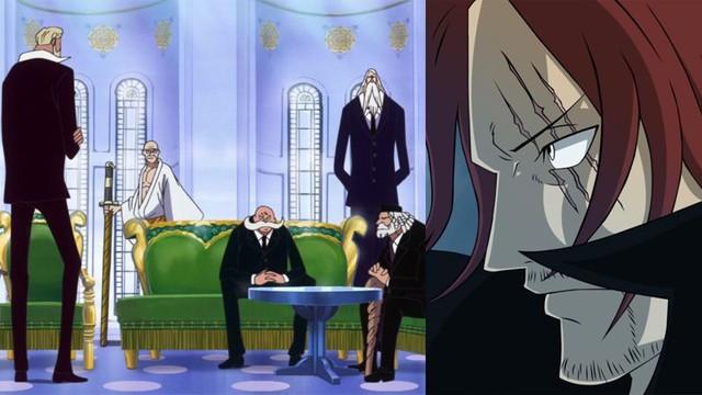 One Piece: 5 chi tiết độc đáo khiến Shanks trở nên khác biệt so với những Tứ Hoàng còn lại - Ảnh 4.