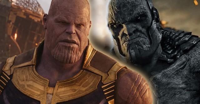 Tại sao Darkseid lại được đánh giá là phản diện nguy hiểm hơn Thanos? - Ảnh 1.