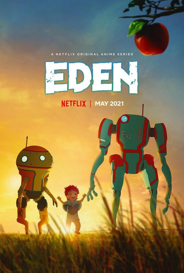 Sự kiện trực tuyến Anime Japan 2021: Nơi Netflix tôn vinh các nhà sáng tạo và tác phẩm anime! - Ảnh 3.