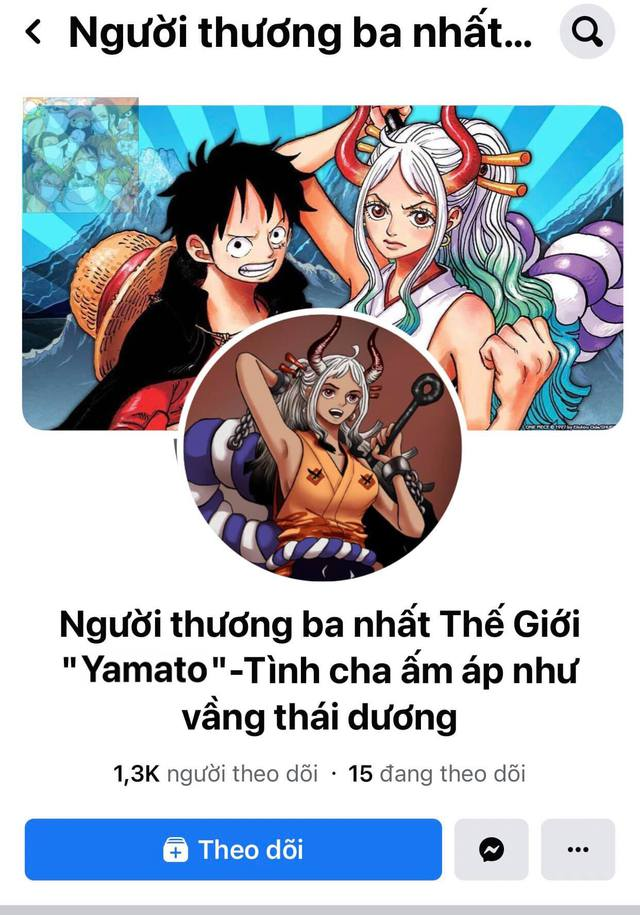 Các fan cuối cùng cũng đã tìm ra bộ ba nghịch tử trong One Piece với triết lý tình cha ấm áp như vầng thái dương - Ảnh 4.