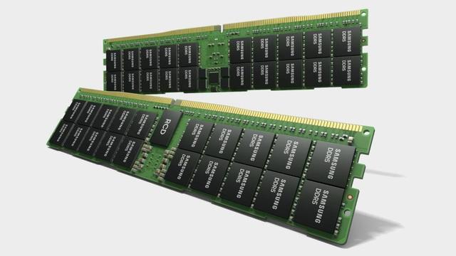 Samsung công bố thanh RAM DDR5 dung lượng 512 GB lớn nhất thế giới, tốc độ kinh hoàng lên đến 7200 Mbps - Ảnh 1.