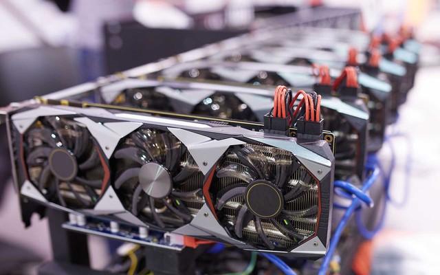 Công ty đào Bitcoin hàng đầu thế giới vừa đặt hàng lô card đồ họa của NVIDIA trị giá 700 tỷ - Ảnh 1.