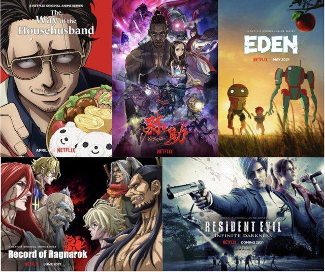 Sự kiện trực tuyến Anime Japan 2021: Nơi Netflix tôn vinh các nhà sáng tạo và tác phẩm anime! - Ảnh 1.