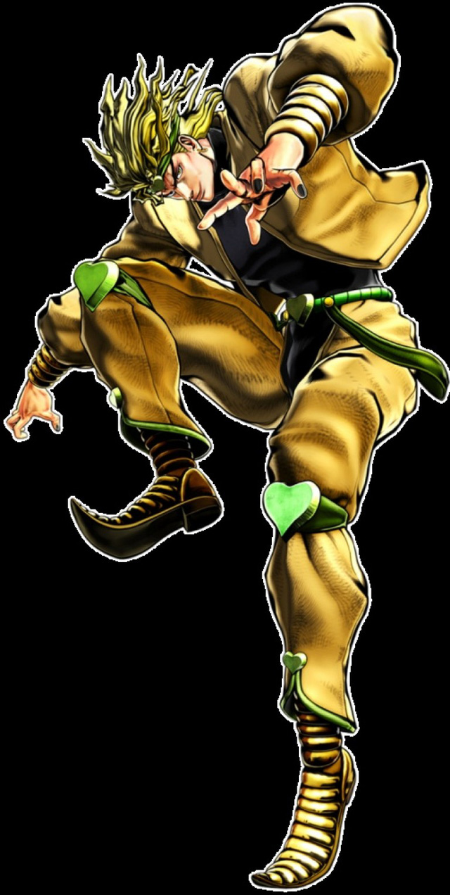Hearts trong Super Dragon Ball Heroes với Dio trong JoJos Bizarre Adventure có một điểm chung bất ngờ - Ảnh 3.