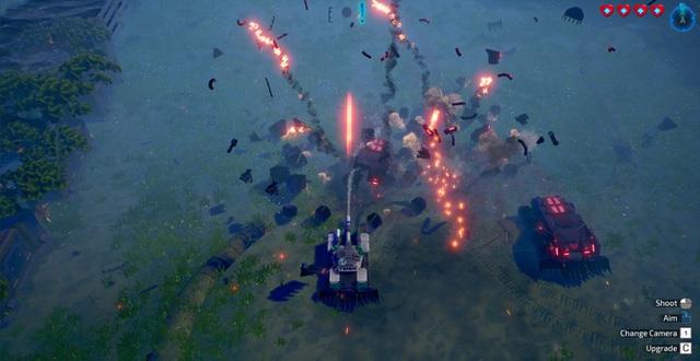 Tank Brawl 2, game bắn tăng hoàn toàn do người Việt phát triển ra mắt trên Steam - Ảnh 4.