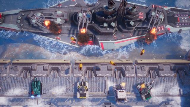 Tank Brawl 2, game bắn tăng hoàn toàn do người Việt phát triển ra mắt trên Steam - Ảnh 5.
