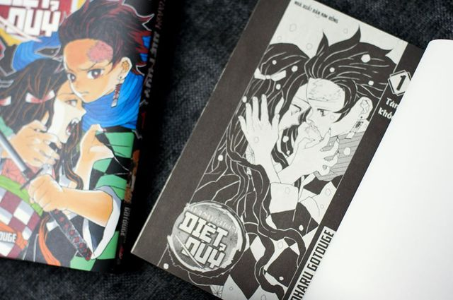 Tham gia sự kiện đập hộp tập 22 bản đặc biệt của Gươm Diệt Quỷ: Ấn phẩm gây bão cuối tháng 3 - Ảnh 1.