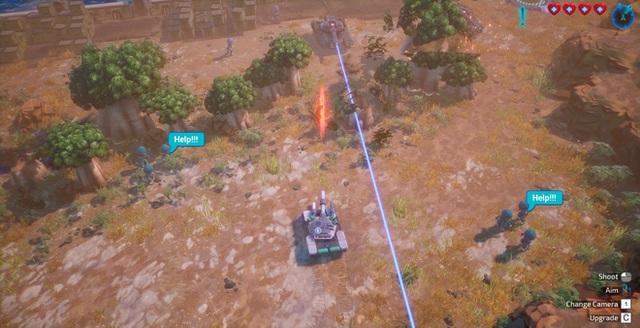 Tank Brawl 2, game bắn tăng hoàn toàn do người Việt phát triển ra mắt trên Steam - Ảnh 6.