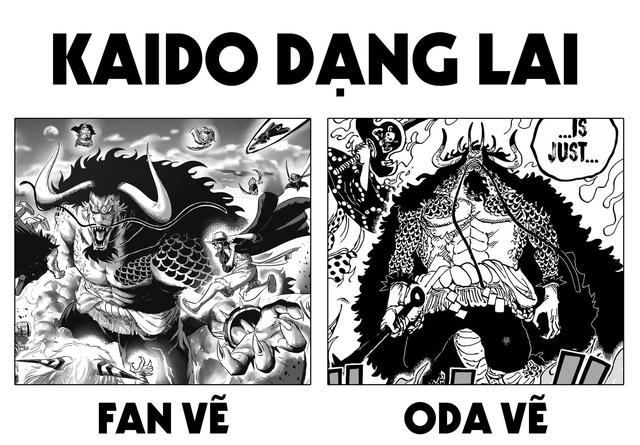 One Piece: Quá thất vọng vì dạng lai của Tứ Hoàng Kaido, nhiều độc giả thốt lên rằng biết thế đọc Dragon Quest cho rồi - Ảnh 2.