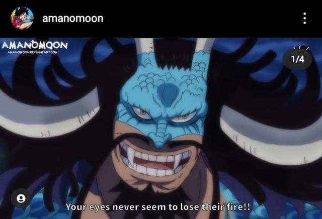 One Piece: Quá thất vọng vì dạng lai của Tứ Hoàng Kaido, nhiều độc giả thốt lên rằng biết thế đọc Dragon Quest cho rồi - Ảnh 4.