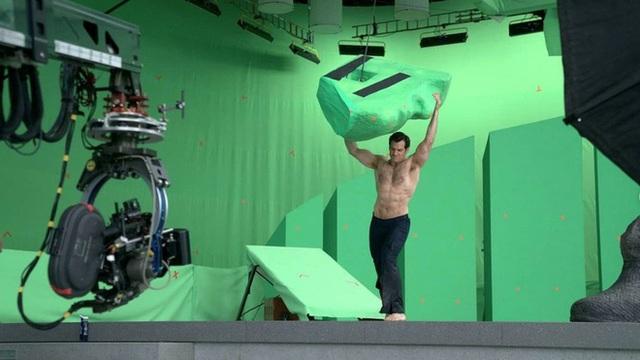 Hậu trường Justice League: Các siêu anh hùng nhà DC sẽ như thế nào khi chưa qua xử lý CGI và kỹ xảo điện ảnh? - Ảnh 11.