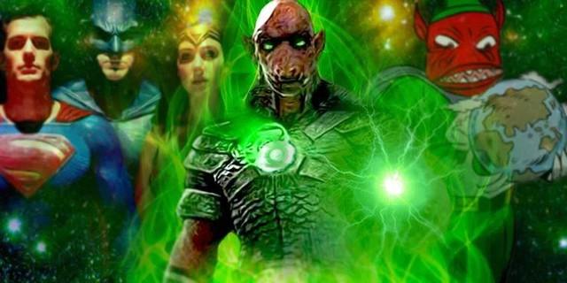 Green Lantern và những chi tiết khiến fan thắc mắc sau khi Zack Snyder's Justice League khép lại - Ảnh 3.