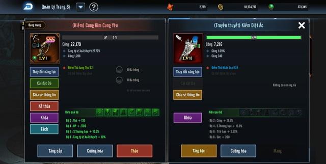 Ăn đứt toàn bộ đối thủ trên thị trường, Tứ Hoàng Mobile cho phép chế đồ từ lá và cỏ: Sự trở lại đáng gờm của dân cày - Ảnh 3.
