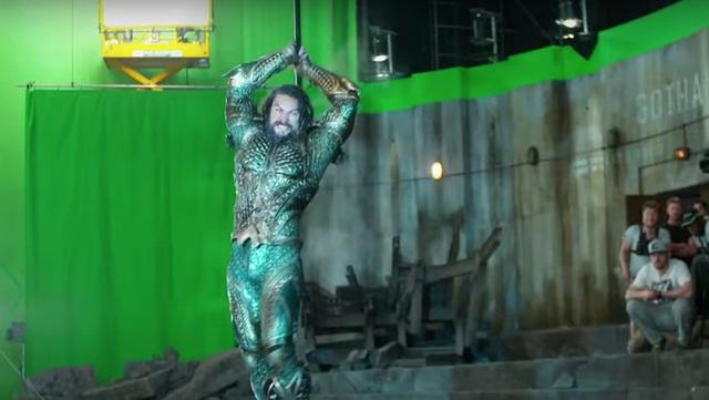 Hậu trường Justice League: Các siêu anh hùng nhà DC sẽ như thế nào khi chưa qua xử lý CGI và kỹ xảo điện ảnh? - Ảnh 7.