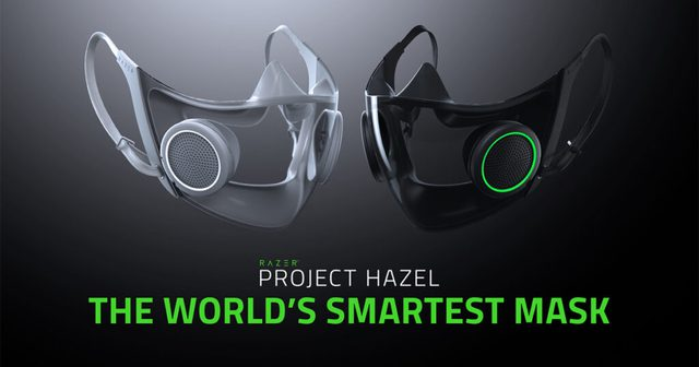 Razer chính thức phát triển khẩu trang thông minh Project Hazel với tính năng biến đổi giọng nói và RGB đầy cá tính - Ảnh 1.