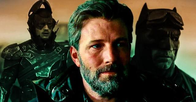 Zack Snyders Justice League: Tại sao Batman lại có thể nhìn thấy tương lai Knightmare? - Ảnh 1.