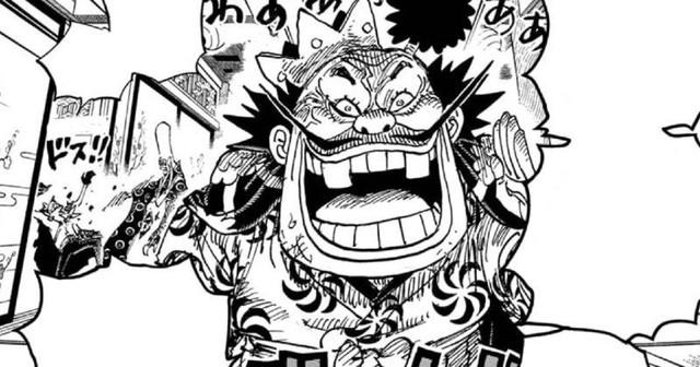 Hình dạng lai của Kaido được tiết lộ và những chi tiết thú vị trong One Piece 1008 - Ảnh 4.