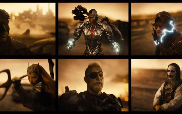 Zack Snyders Justice League: Tại sao Batman lại có thể nhìn thấy tương lai Knightmare? - Ảnh 4.