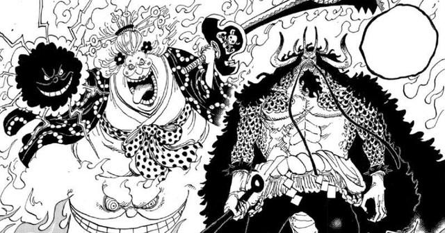 Hình dạng lai của Kaido được tiết lộ và những chi tiết thú vị trong One Piece 1008 - Ảnh 6.