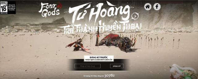 Gần 30.000 game thủ chen chúc đòi test trước Tứ Hoàng Mobile bất chấp yêu cầu cấu hình không hề dễ thở - Ảnh 9.
