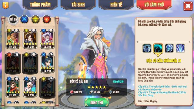 Duy nhất 3 ngày! Nông dân Tân Minh Chủ sẽ sở hữu 3 tướng hiếm nhất game: Cày chay có Quách Tĩnh 5 sao, vào ngay kẻo hối hận - Ảnh 2.