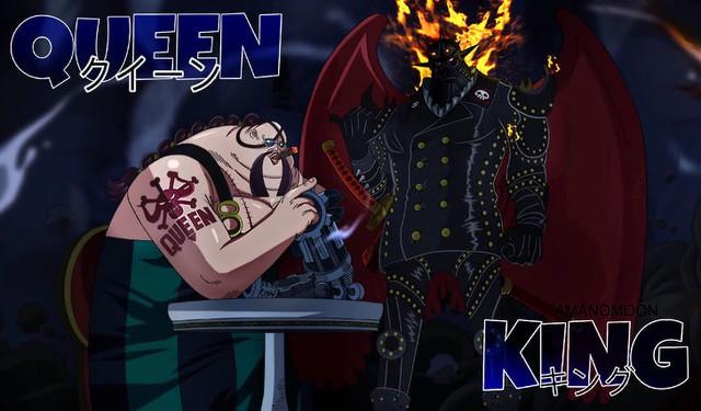 One Piece 1006: Phượng Hoàng Marco liệu có đủ sức một mình cân 2 Tam Tai mạnh nhất dưới trướng Kaido? - Ảnh 1.