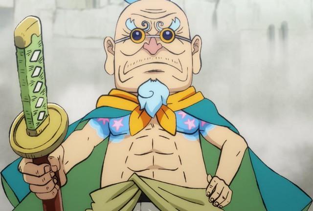 Spoil nhanh One Piece chap 1006: Cụ Hyogoro muốn tự sát vì nhiễm phải Băng Quỷ - Ảnh 2.