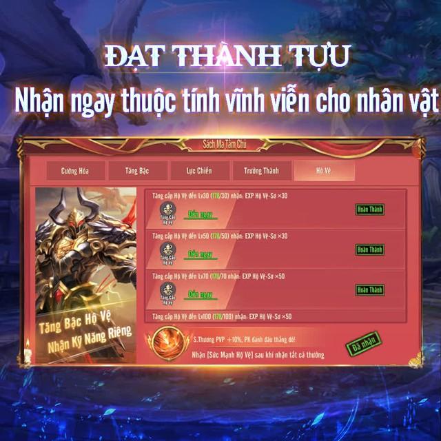 Vương Thần Mobile chính thức ra mắt, đông kẹt cứng map tân thủ: Tặng GiftCode kèm tượng vàng 9999 đua TOP, càng chơi càng lên VIP - Ảnh 5.