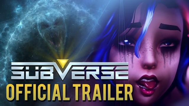 Subverse, game có dàn hot girl nóng bỏng công bố ngày phát hành trong tháng 3 - Ảnh 1.