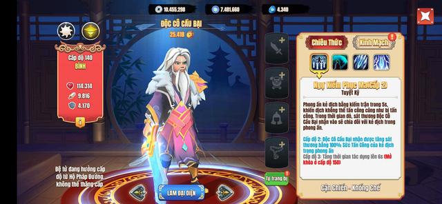 Duy nhất 3 ngày! Nông dân Tân Minh Chủ sẽ sở hữu 3 tướng hiếm nhất game: Cày chay có Quách Tĩnh 5 sao, vào ngay kẻo hối hận - Ảnh 6.