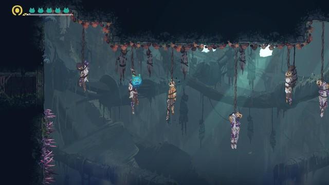 Khám phá thêm một siêu phẩm mang phong cách Dead Cells tới từ nhà phát hành Rayark - Mo: Astray - Ảnh 3.