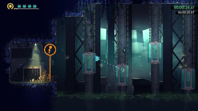 Khám phá thêm một siêu phẩm mang phong cách Dead Cells tới từ nhà phát hành Rayark - Mo: Astray - Ảnh 4.