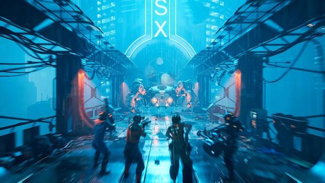 Xuất hiện Cyberpunk 2077 phiên bản góc nhìn từ trên xuống, đẹp không kém gì bản gốc - Ảnh 3.