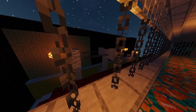 Hâm mộ Dũng CT, game thủ dựng lại trailer Thần Trùng trong Minecraft - Ảnh 2.