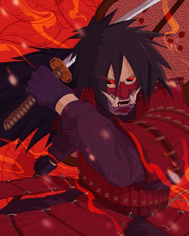Naruto: Giật mình khi thấy các nhẫn giả bật mode theo phong cách Huyết Nguyệt trong LMHT - Ảnh 2.