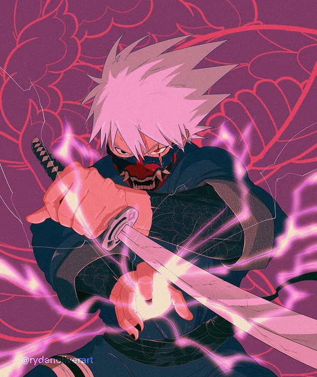 Naruto: Giật mình khi thấy các nhẫn giả bật mode theo phong cách Huyết Nguyệt trong LMHT - Ảnh 4.