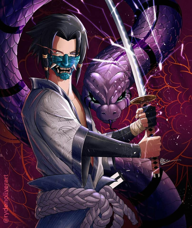Naruto: Giật mình khi thấy các nhẫn giả bật mode theo phong cách Huyết Nguyệt trong LMHT - Ảnh 6.