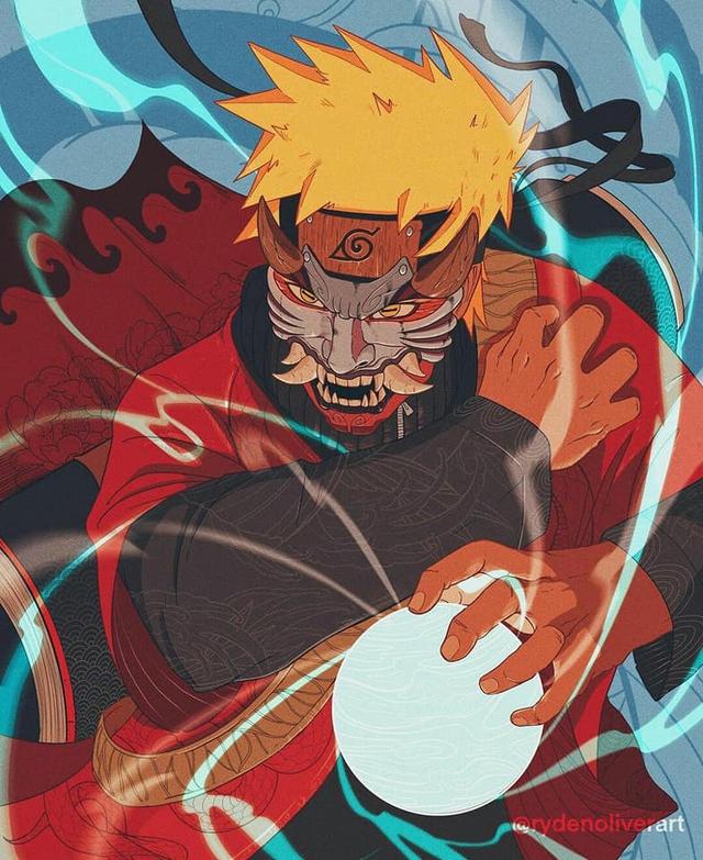 Naruto: Giật mình khi thấy các nhẫn giả bật mode theo phong cách Huyết Nguyệt trong LMHT - Ảnh 7.